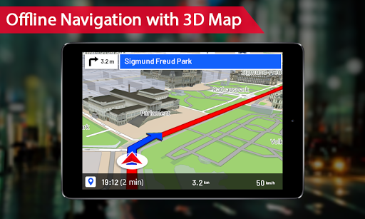 Offline maps with Street View : GPS Route Tracker 1.0.15 screenshots 6