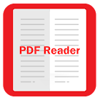 PDF Reader for Android new 2018 icon