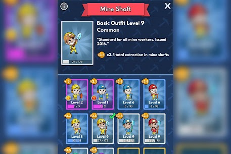 Idle Miner Tycoon – Mine Manager Simulator Mod Apk Download For Android and Iphone 8