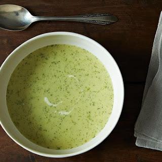 Jane Grigson's Celery Soup