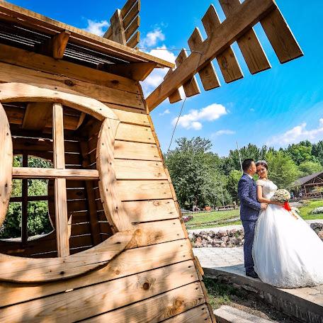 Fotógrafo de bodas Rustam Bayazidinov (bayazidinov). Foto del 07.12.2017