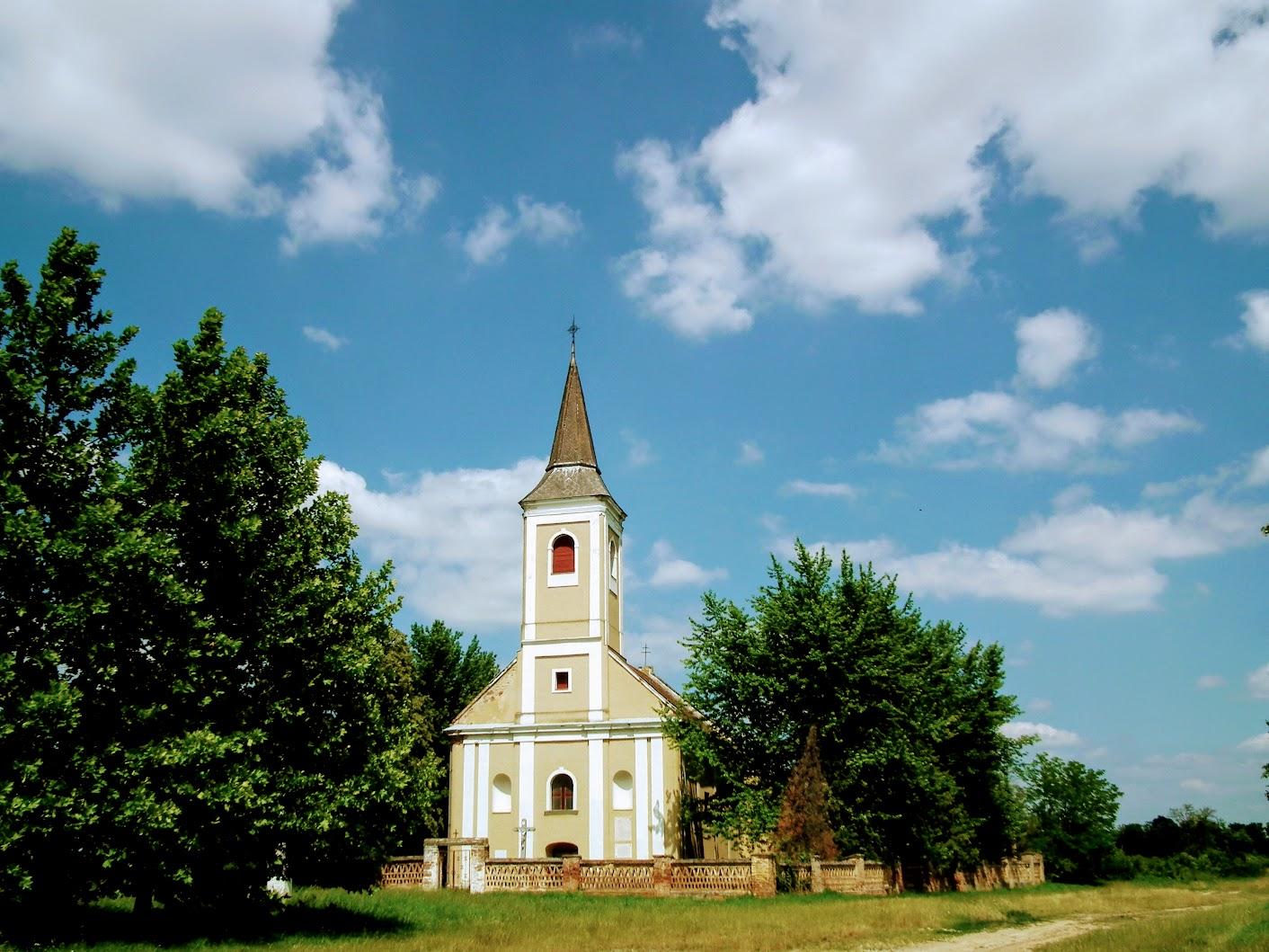 Szigetvár - Turbéki Segítő Szűz Mária rk. templom