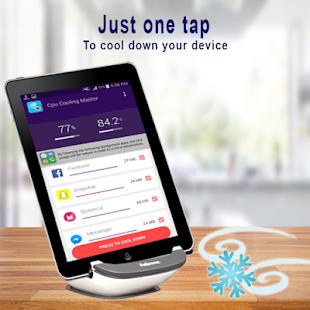 App CPU Cooling Master (Lite) APK for Windows Phone