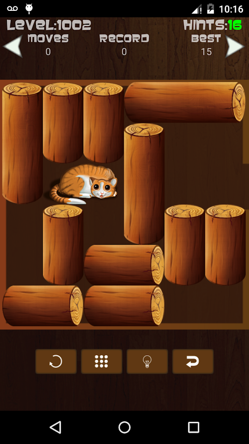 Cat Rescue - Puzzles- screenshot