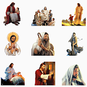 Jesus Christ WAStickerApps : Stickers for Whatsapp