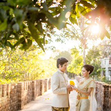 Wedding photographer Pijit Chantanaruman (tetejang). Photo of 17.04.2017