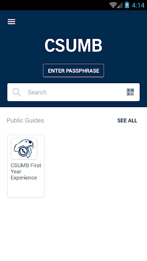 CSUMB Student Resource Guide