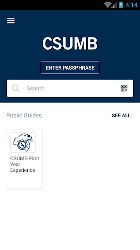 CSUMB Student Resource Guide