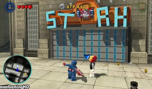 Guide LEGO Marvel Super HEROes - Android Apps on Google Play