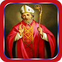 Works of the saint Anselm icon