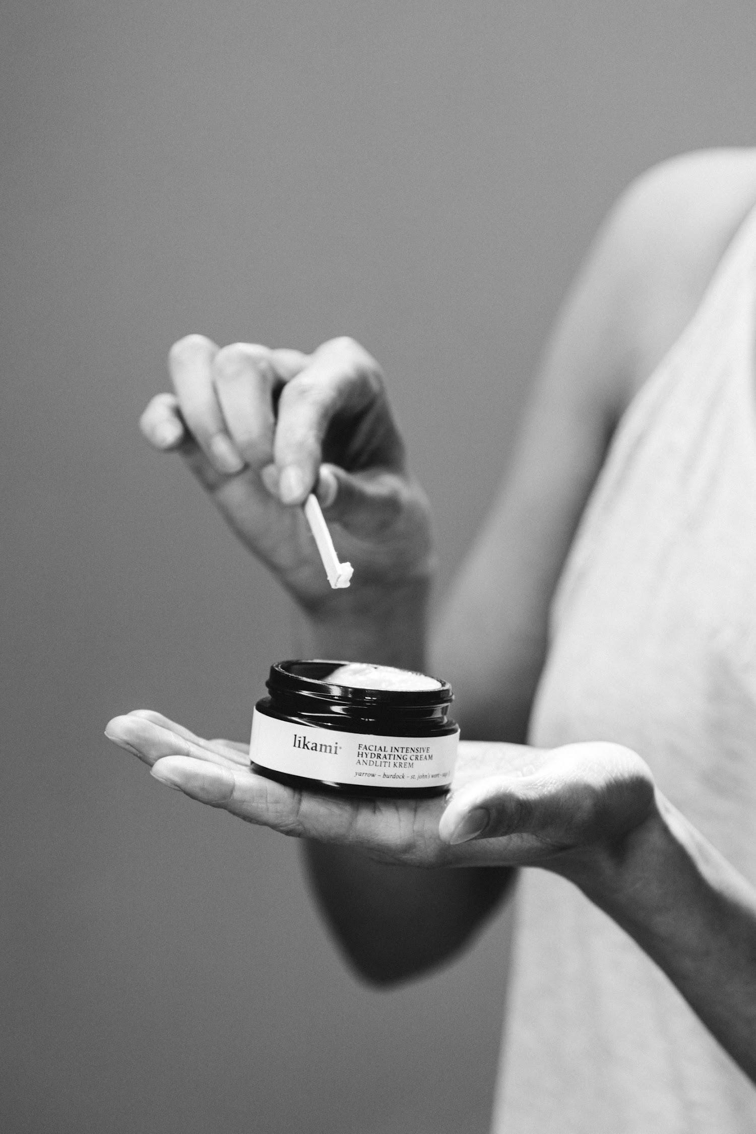 likami facial cream gezichtscrème dagcrème