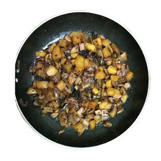 Potato Mushroom Fry Recipes