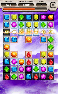 Ultimate Jewels Star Match 3 - Jewels puzzle 2018 - náhled
