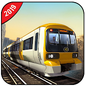 Train Simulator: Free Train Game 2019