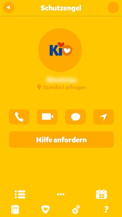 KiO App- screenshot