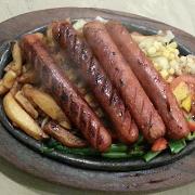 Chicken Sausage Sizzler