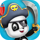 Pirate Panda Treasure Adventures: War for Treasure