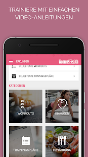 Womens Health Personal Trainer- Workout & Training - náhled