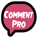 Comments for Instagram and Facebook - CommentPro icon