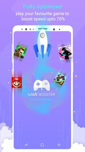 Game Booster - One Tap Advanced Speed Booster Screenshot