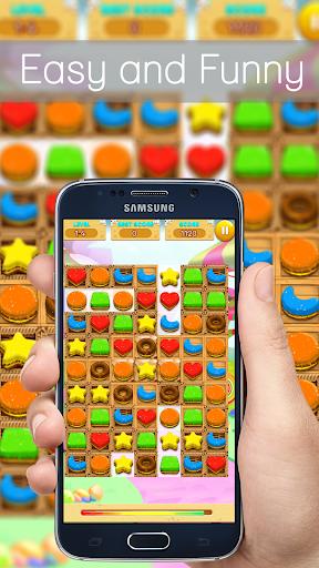 Cookie Blast Mania Match 3Game