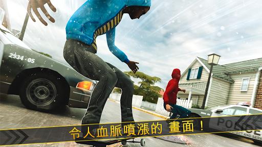 免費下載街機APP|滑板 逃亡 大冒險 | 滑冰 賽車 遊戲 (中文 大賽 版) app開箱文|APP開箱王