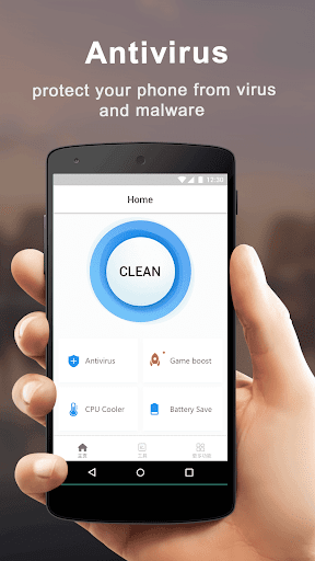 Free Phone Cleaner - Cache clean & Security 6.0 screenshots 2