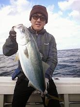 Photo: ヤズ4本目!
