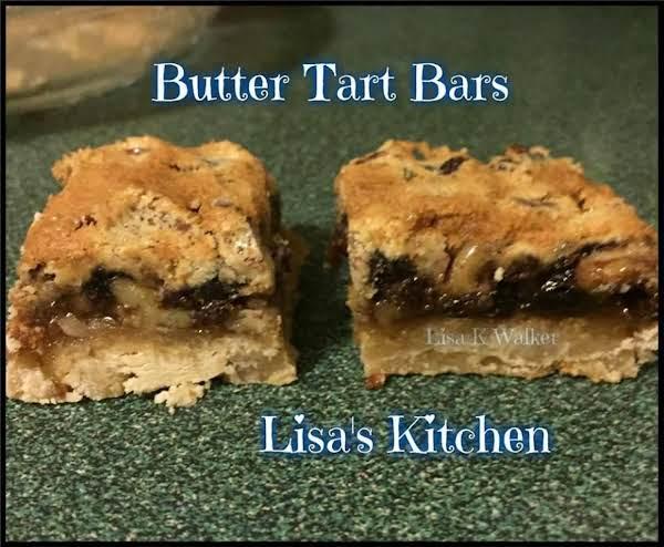 Butter Tart Bars Recipe