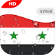Download Syria Flag 3D live wallpaper for PC