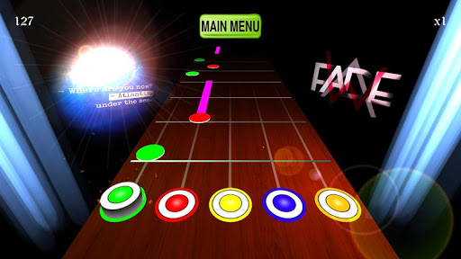 Guitarist : guitar hero battle - Guitar chords apkpoly screenshots 6