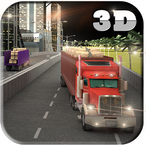 Grand Truck Driver Simulator for PC and MAC