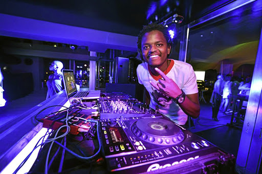 DJ MacGyver Mukwevho allegedly beat up his lover after an argument.