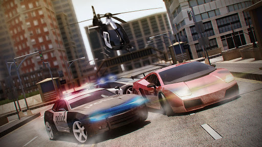 Police Car Chase -Thief  Pursuit game 2019 screenshots apkspray 1