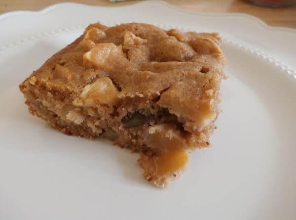 Amish Apple Cake