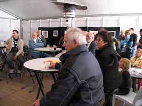 Photo: Bijeenkomst van Sponsoren en vergunning verleners