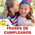 Frases de Feliz Cumpleaños icon