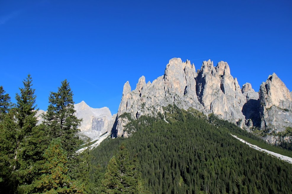 Горы, которые выбрали нас, или новый взгляд на Доломиты. Плюс озеро Изео.