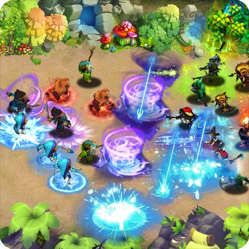 Heroes defense : King Tower