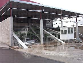 Photo: Gas Vapor S.L. - www.gv.iei.es Instalación de Áreas de Recepción y Cocido-Linea de Recepcion