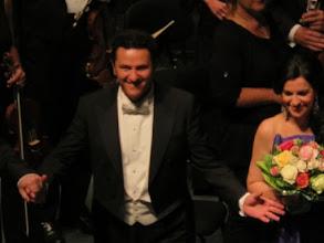 Photo: Salzburger Festspiele WERTHER (18.8.2015) mit Piotr Beczala, Angela Gheorghiu. Foto: Dr. Klaus Billand