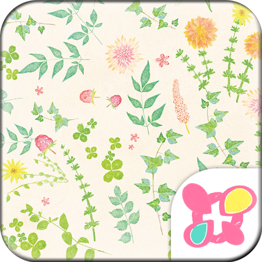 Flower Wallpaper Green Leaf Icon