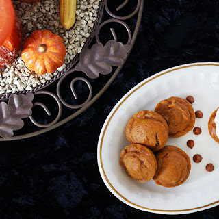 Mini Pumpkin Cake Bites