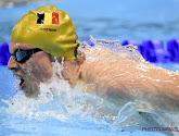 Louis Croenen uitgeschakeld in halve finale van 200 meter vlinderslag