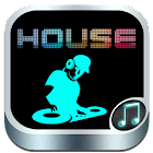 House Music Radio App icon