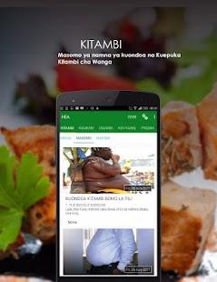 Lishe Bora   Health Eating   HeA app - náhled