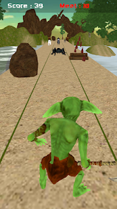 Goblin Jungle Run 3D screenshot 4
