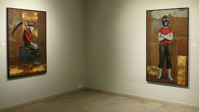 Photo: CityLeaks 2015; Ausstellung Galerie 30Works; ALIAS