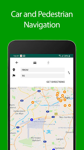 Download Frankfurt Offline Map and Travel Guide 1.35 2