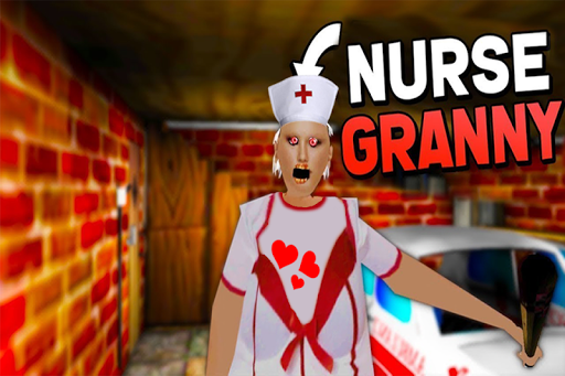 Nurse Granny is Scary: Horror Games  screenshots 1